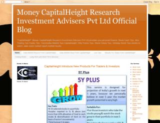 moneycapitalheight.blogspot.in screenshot