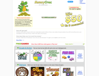 moneycroc.com screenshot