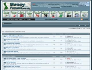 moneyforums.co.uk screenshot