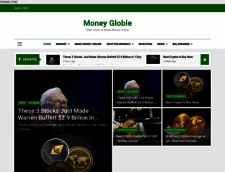 moneygloble.com screenshot