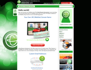 moneyharvester.ws screenshot