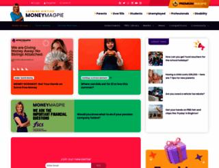moneymagpie.com screenshot