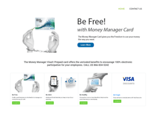 moneymanagercard.com screenshot