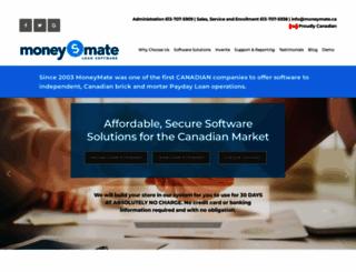 moneymate.ca screenshot