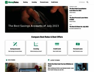 moneyrates.com screenshot