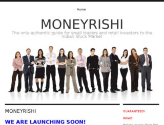 moneyrishi.com screenshot