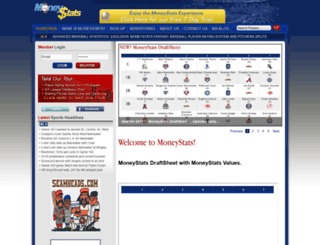 moneystats.net screenshot