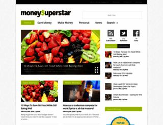 moneysuperstar.co.uk screenshot