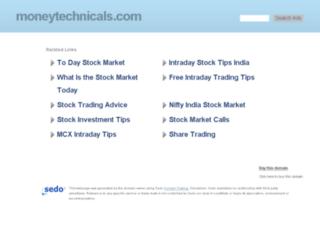moneytechnicals.com screenshot
