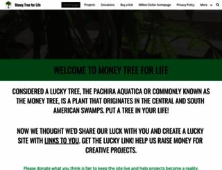 moneytreeforlife.com screenshot