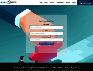 moneytriton.com screenshot