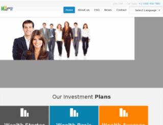 moneywealth.biz screenshot