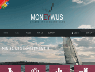 moneywus.biz screenshot