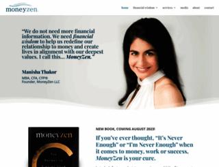 moneyzen.com screenshot