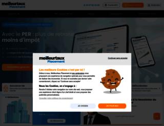 monfinancier.com screenshot