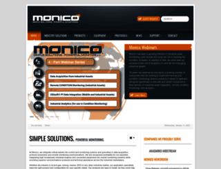monicoinc.com screenshot