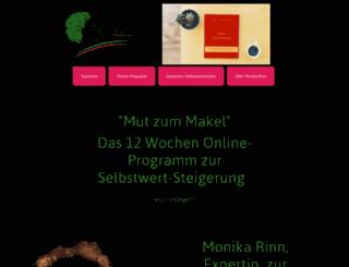 monikarinn.de screenshot