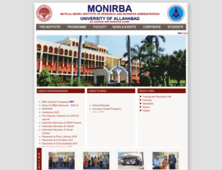 monirba.com screenshot