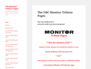 monitorbeacon.net screenshot