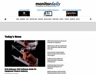 monitordaily.com screenshot