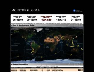 monitorglobal.com.br screenshot