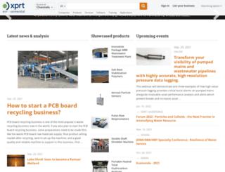 monitoring.environmental-expert.com screenshot