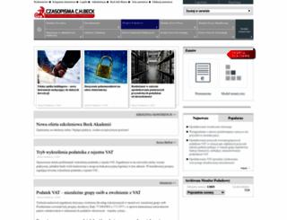 monitorpodatkowy.pl screenshot