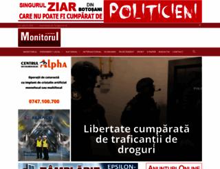 monitorulbt.ro screenshot