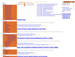 monitourism.com screenshot
