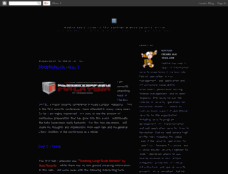 monkey-house-org.blogspot.nl screenshot