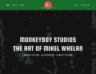 monkeyboystudios.com screenshot