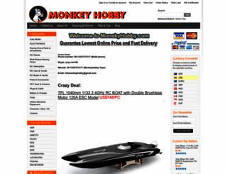 monkeyhobby.com screenshot