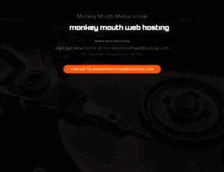 monkeymouthmedia.com screenshot