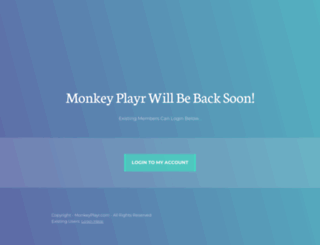 monkeyplayr.com screenshot
