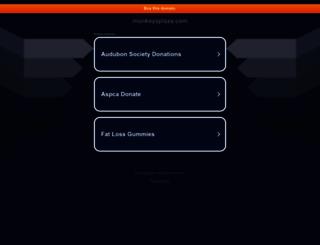monkeysplaza.com screenshot