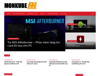 monkube.com screenshot