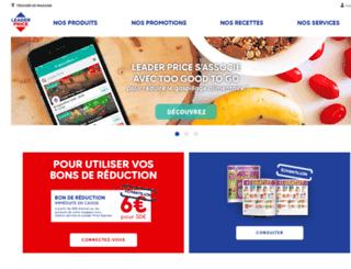 monleaderprice.com screenshot