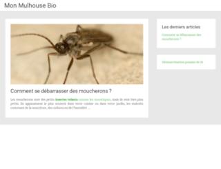 monmulhousebio.fr screenshot