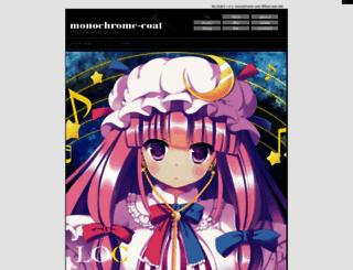 mono-coat.com screenshot