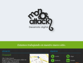 monoattack.com screenshot