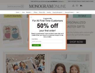 monogramonline.com screenshot