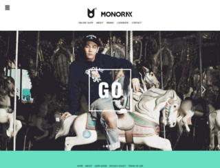 monoray.co.kr screenshot