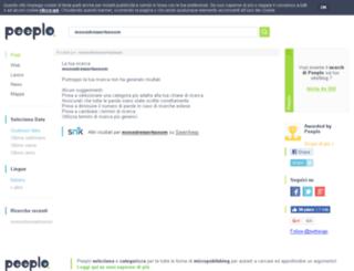 monostressertsonom.splinder.com screenshot