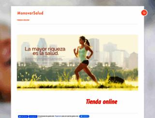 monovarsalud.net screenshot
