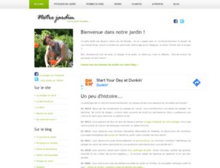monpotager.net screenshot
