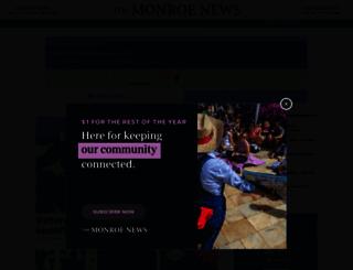 monroenews.com screenshot