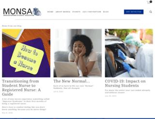 monsa.org screenshot