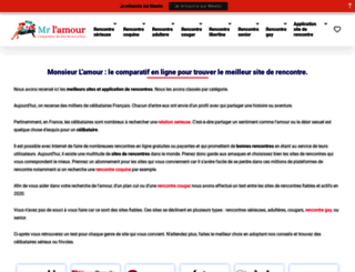 monsieurlam.com screenshot
