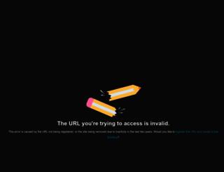 monsieurmackenzie.edublogs.org screenshot