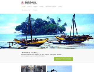 monsrilanka.com screenshot